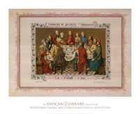 Souvenir De Premiere Communion, (The Vatican Collection) Fine-Art Print