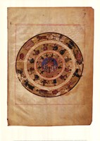 Astronomy and Astrology Tables, (The Vatican Collection) Fine-Art Print