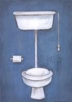 Toilet Fine-Art Print