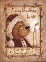 Merry Christmas to All Fine-Art Print