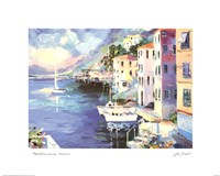 Mediterranean Sunrise Fine-Art Print