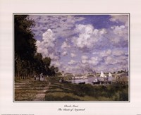 The Basin at Argenteuil Fine-Art Print