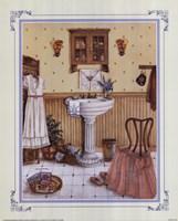 Her Bathroom Fine-Art Print