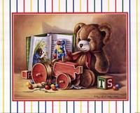 Child Toys II Fine-Art Print