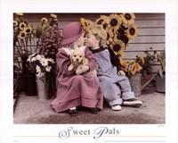 Sweet Pals Fine-Art Print