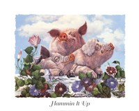 Hammin It Up Fine-Art Print