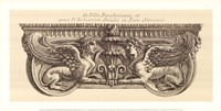 Winged Lionesses, (The Vatican Collection) Fine-Art Print