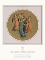 Angels Playing Musical Instruments, Vatican Collection Fine-Art Print