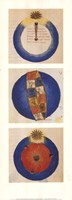 Abstract Circles II, (The Vatican Collection) Fine-Art Print