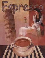 Espresso - Pisa Fine-Art Print