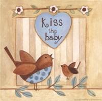 Kiss the Baby Fine-Art Print