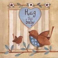 Hug the Baby Fine-Art Print