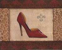 Fashion Shoe I Fine-Art Print
