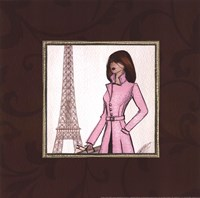 Paris in Pink Fine-Art Print