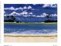 Caribbean Palms Fine-Art Print