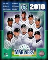2010 Seattle Mariners Team Composite Fine-Art Print
