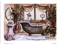 Vintage Bathtub lll Fine-Art Print