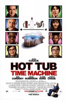Hot Tub Time Machine - style A Fine-Art Print