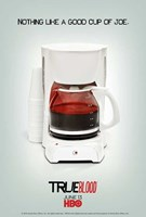 True Blood - Cup of Joe - style S Fine-Art Print