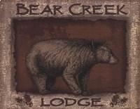 Bear Creek- mini Fine-Art Print