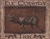 Elk Country - Mini Fine-Art Print