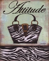 Exotic Purse III - mini Fine-Art Print