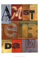 Amsterdam Fine-Art Print