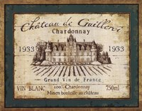 French Wine Labels IV Fine-Art Print
