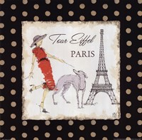 Ladies in Paris II Fine-Art Print