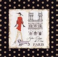 Ladies in Paris IV Fine-Art Print