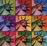 Pop Liberty Fine-Art Print