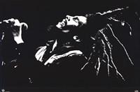 Bob Marley - B&W Wall Poster