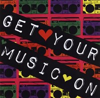 Get Your Music On Fine-Art Print