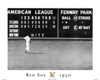 Red Sox- Blow Out Fine-Art Print