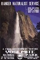 Yosemite Wall Poster