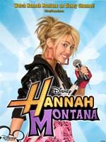 Hannah Montana, style E Fine-Art Print