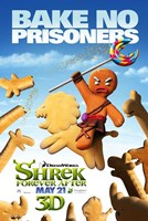 Shrek Forever After - Style G Wall Poster