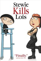 Family Guy Stewie Kills Lois. Finally. Fine-Art Print
