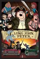 Family Guy Logn John Peter Fine-Art Print