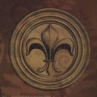 Fleur de Lys IV Fine-Art Print