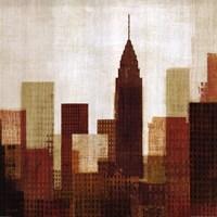 Summer in the City III Fine-Art Print