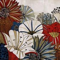 Contemporary Garden I Fine-Art Print