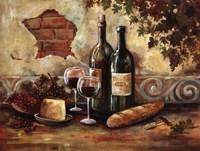 Bountiful Wine II Fine-Art Print