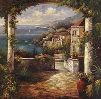 View From The Veranda Fine-Art Print