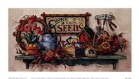 Choice Flower Seeds Fine-Art Print