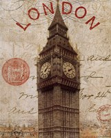 Letter from London Fine-Art Print