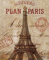 Letter from Paris Fine-Art Print