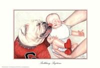Bulldawg Baptism Fine-Art Print