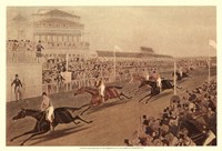 The Grand Steeple Chase IV Fine-Art Print