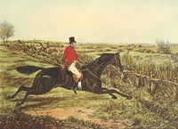 The English Hunt III Fine-Art Print